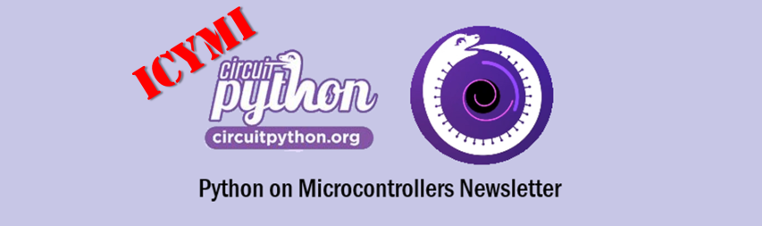 ICYMI: Supercharged Supercon with CircuitPython, Quoth the Raven MOAR PYTHON! #Python #ICYMI #Adafruit #CircuitPython #PythonHardware @circuitpython @micropython @ThePSF @Adafruit