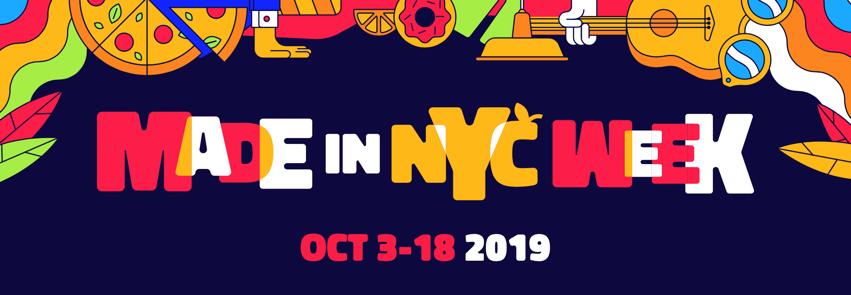 MINYC Week 2019 Made in NYC