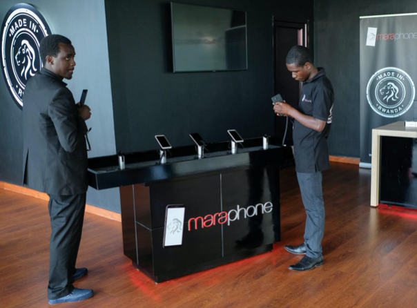 Rwanda launches first Made in Africa smartphones Reuters