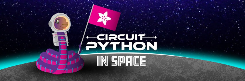 Circuitpython In Space Twitter