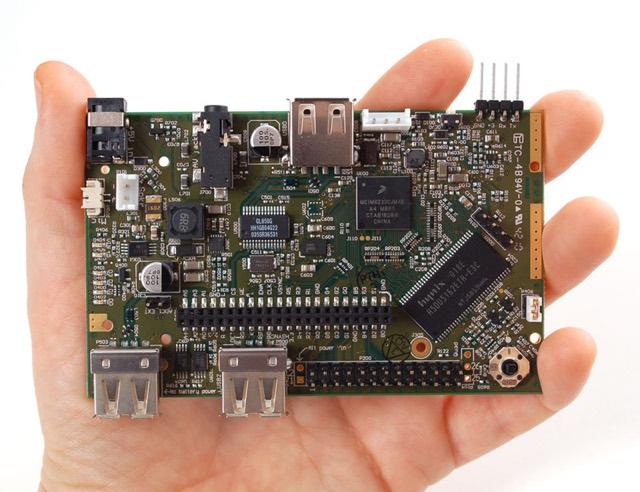 Microcomputers Chumbyhackerboard 1.0 Lrg