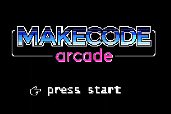 MakeCode Arcade Sizzle Reel