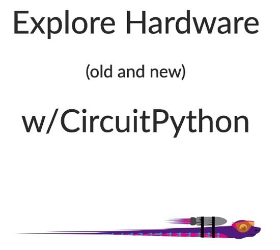 Explore hardware