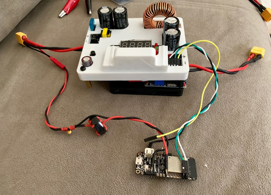 Open Solar Project Controller
