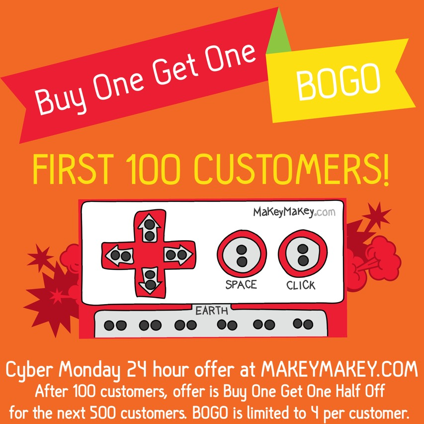 Bogo Offer Cm-01