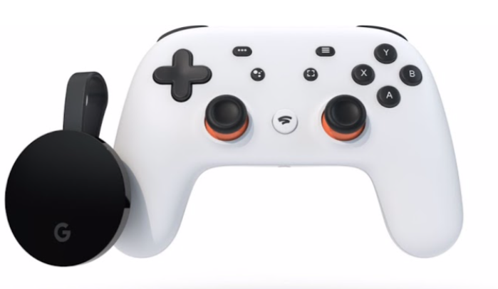 Stadia Games without a console or downloads Google Store