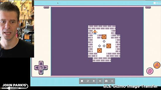 MakeCode Arcade Game of the WeekL Link's Treasure Hunt