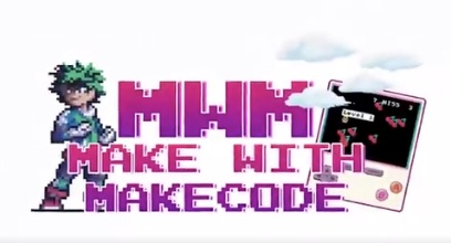 Make With MakeCode Video Series