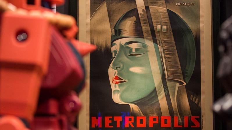 V and a hello robot exhibition design dezeen 2364 hero 1 1704x959