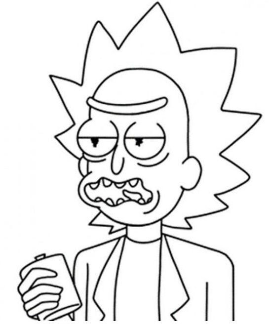 A linguist analyzed all the burps in Rick and Morty CNET