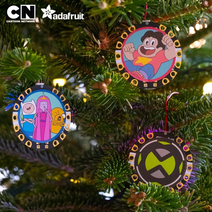 Cn 2019 Social Adafruit Stickers Social