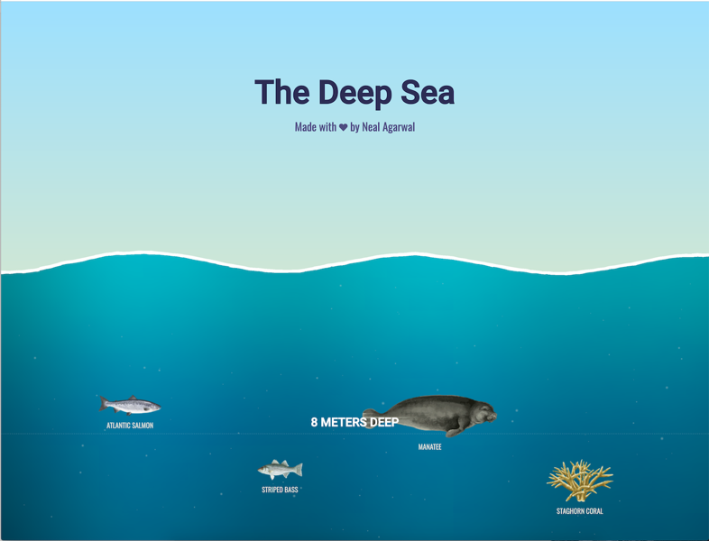 The Deep Sea 1