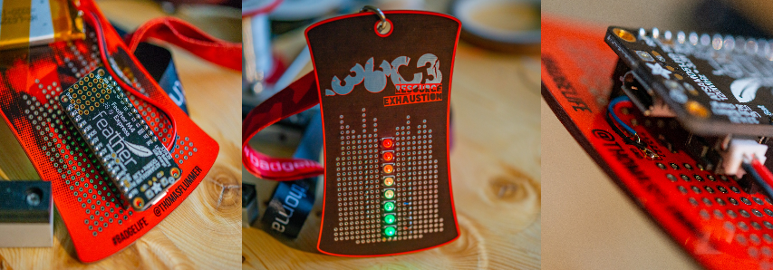 Unofficial 36c3 badge