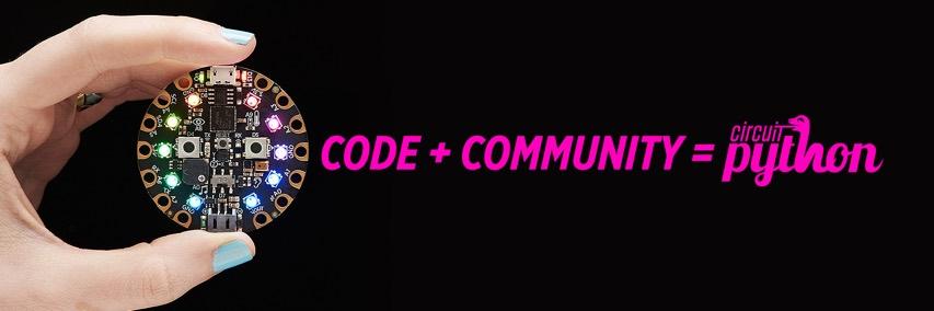 Adafruit Code Community Twitter