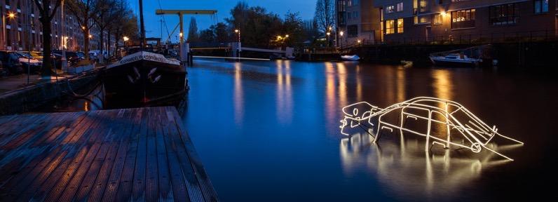 Amsterdam light festival 2019 designboom 1800