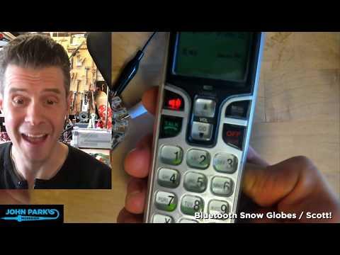 MakeCode Minute: DTMF Phone Dialer