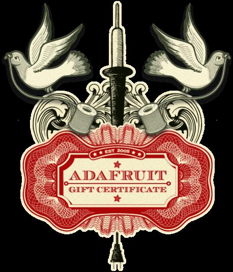 Gift cert logo