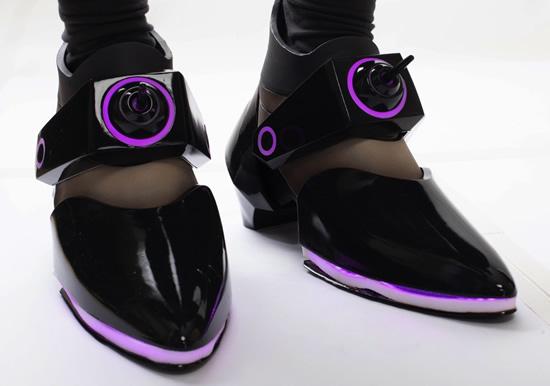 NeoPixel Shoes