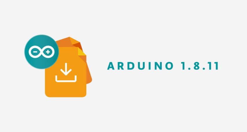 Arduino 1.8.11 released @arduino #arduino