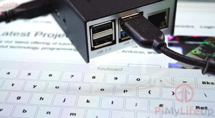 Raspberry Pi On Screen Keyboard Thumbnail