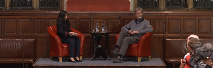 Creator of Python Programming Language, Guido van Rossum | Oxford Union
