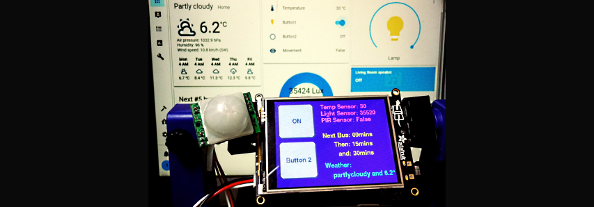 https://learn.adafruit.com/pyportal-mqtt-sensor-node-control-pad-home-assistant
