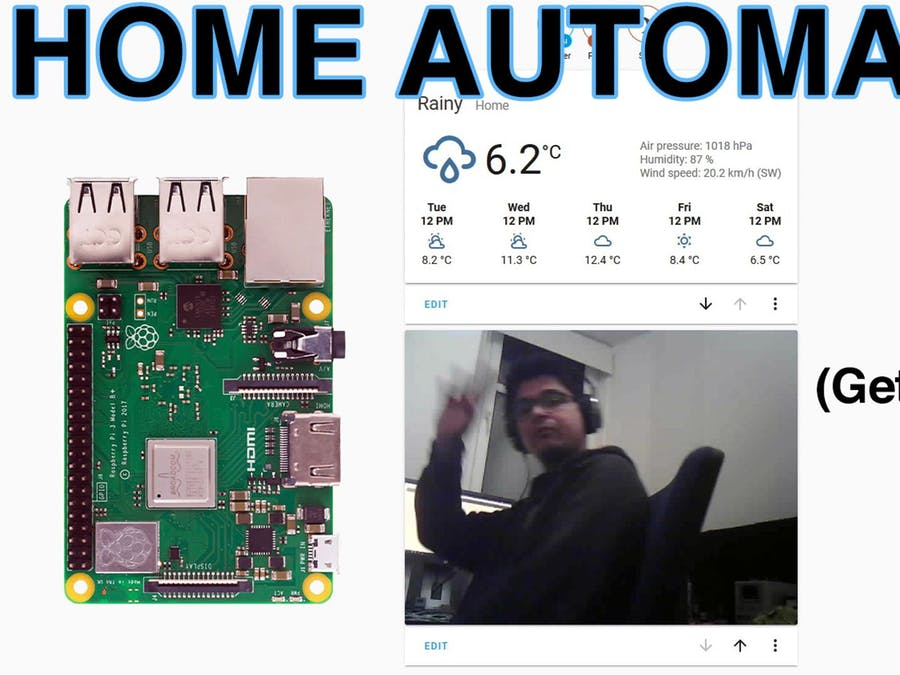 Getting Started With Home Automation: Home Assistant @Raspberry_Pi #PiDay #RaspberryPi