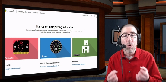 How To Use Microsoft MakeCode in Your Classroom