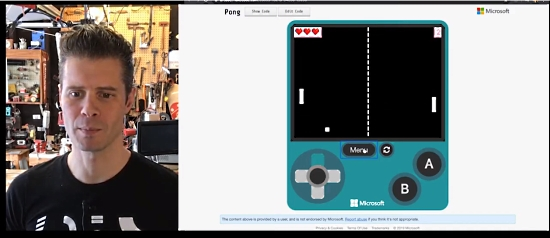 Game of the Week: Pong
