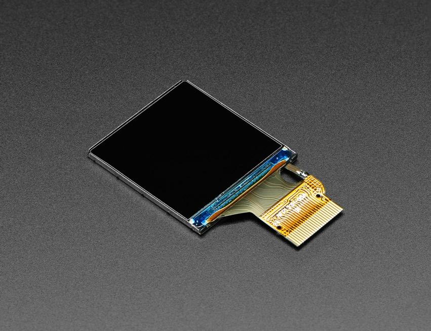 NEW PRODUCT – Adafruit 1.3″ 240×240 Wide Angle IPS TFT Display