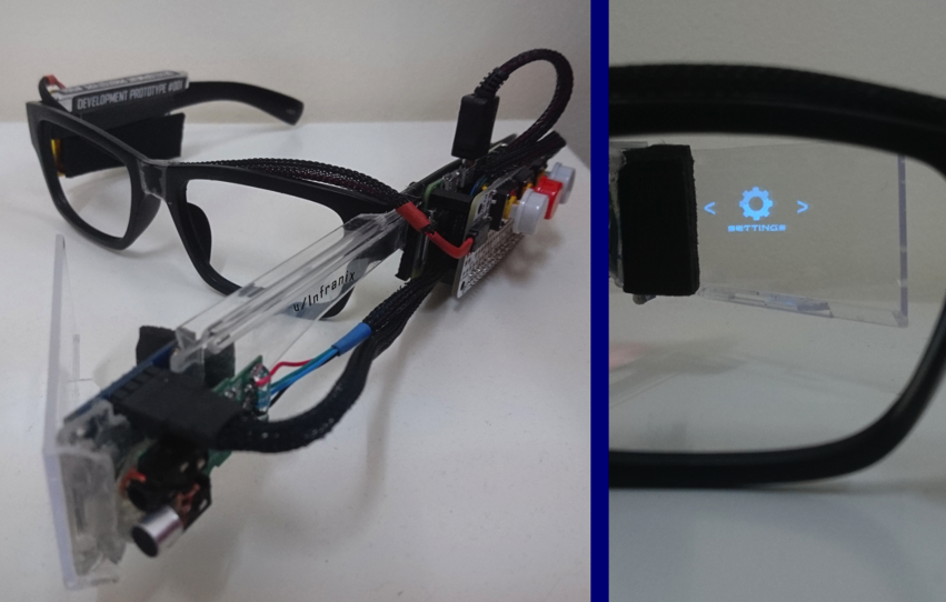 DIY Smart Glasses Built with a Raspberry Pi Zero W Hackster Blog