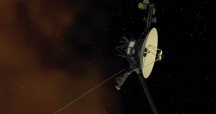 NASA brings Voyager 2 fully back online 11 5 billion miles from Earth