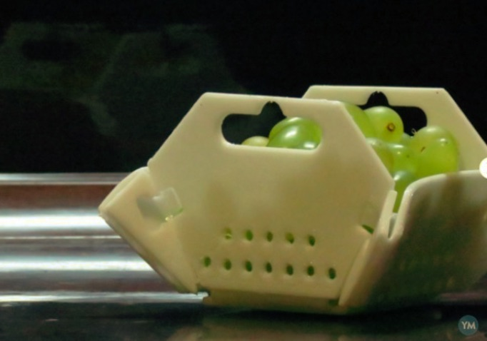 YouMagine 3D Printed Folding Colander SelfCAD by ekaran YouMagine 🏠