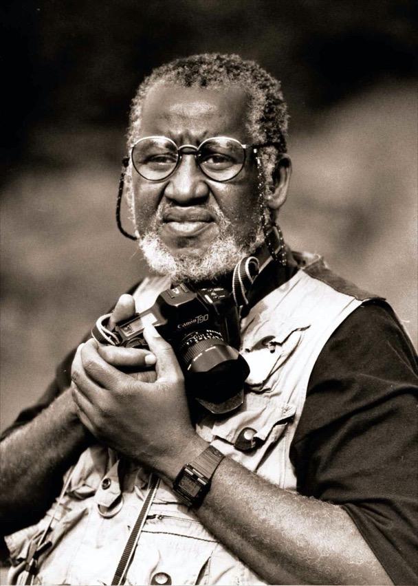Shawn Walker Portrait by Jenny Walker
