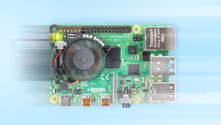 Raspberry pi 4 1 1