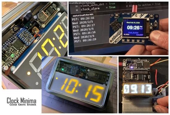Clock Minima