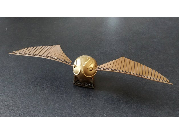 Featured preview Golden Snitch 01 Modif