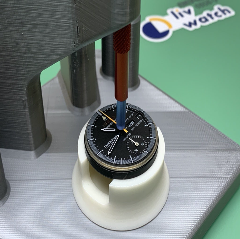 Watchmaker Tools Watch Hand Press Inserting Tool by Darak Chen Thingiverse