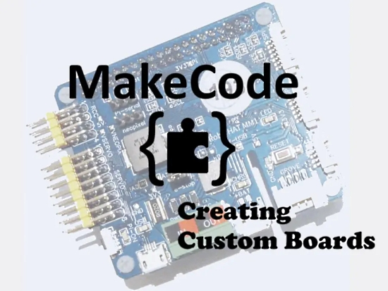 Creating Custom Boards