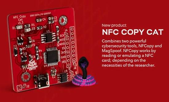 NFC Copy Cat