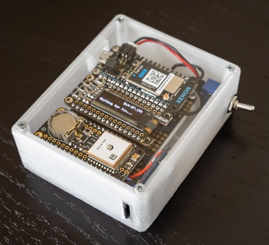 Building a Standalone GPS Logger with CircuitPython