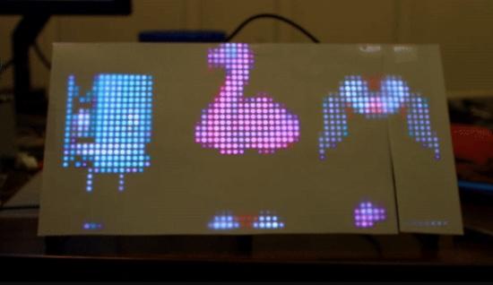 RGB Matrices with CircuitPython