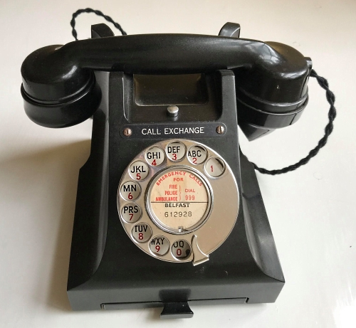 A Vintage Mobile Phone