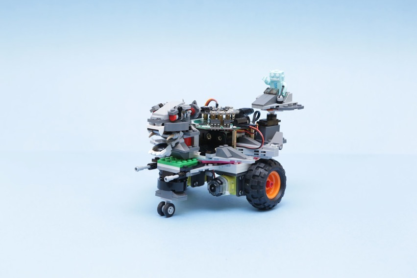 3d printing lego rover 1