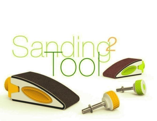 Sanding Tool 2 by Perinski Thingiverse