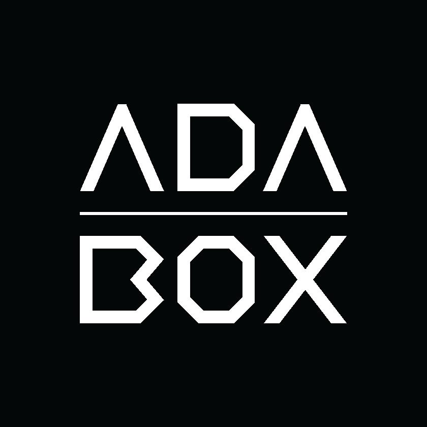 Adabox logo black