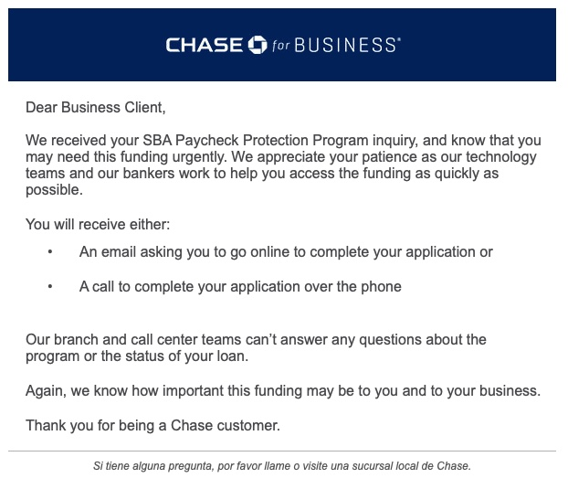 Adafruit applying for the SBA Paycheck Protection Program ...