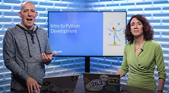 Microsoft Python for Beginners