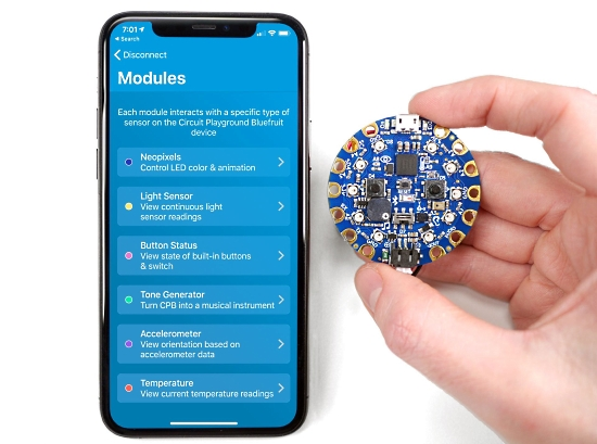 Adafruit Services for CircuitPython