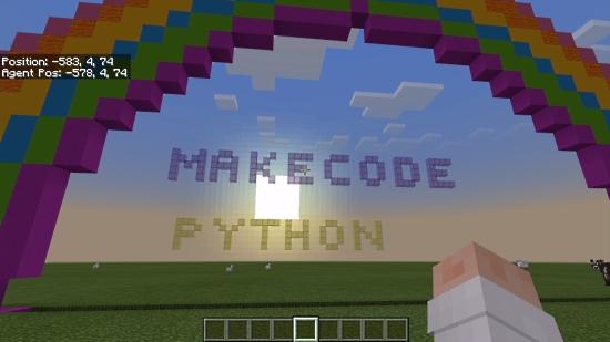 MakeCode and Python